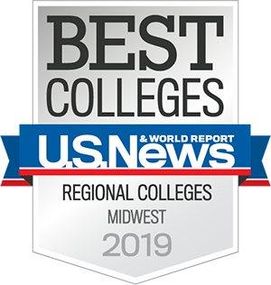 Icon - Best Colleges | U.S. News & World Report | Regional Colleges Midwest 2019