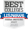 Icon - Best Colleges | U.S. News & World Report | Regional Colleges Midwest 2020