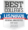 Icon - Best Colleges | U.S. News & World Report | Regional Colleges Best Value 2020